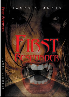 First Responder book cover